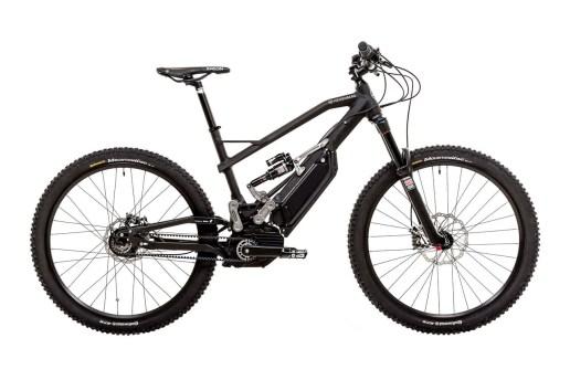 The HNF Heisenberg XF1 Mountain Bike Is BMW-Powered