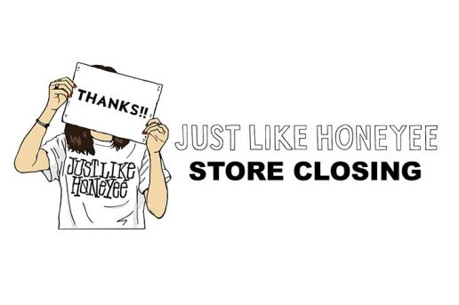 The honeyee.com Online Store Is Set to Close at End of Month