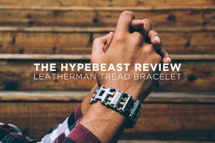 The HYPEBEAST Review: Leatherman Tread Bracelet