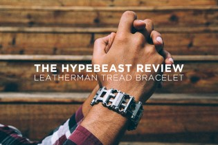 The HYPEBEAST Review: Leatherman Tread Bracelet