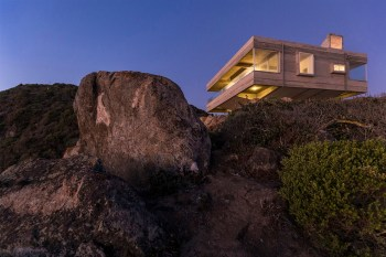 The Le Corbusier-Inspired Mirador House by Gubbins Arquitectos