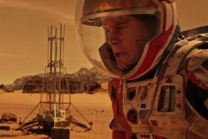 'The Martian' Official Trailer #2 Starring Matt Damon