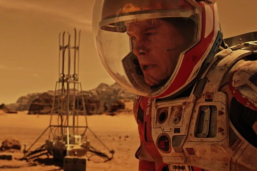 'The Martian' Official Trailer #2 Starring Matt Damon
