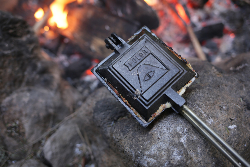 The Poler Sandwich Maker Is a Must-Have for Campers