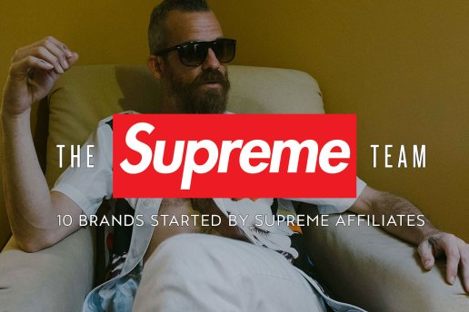 The Supreme Team - 10 Brands Started by Supreme Affiliates