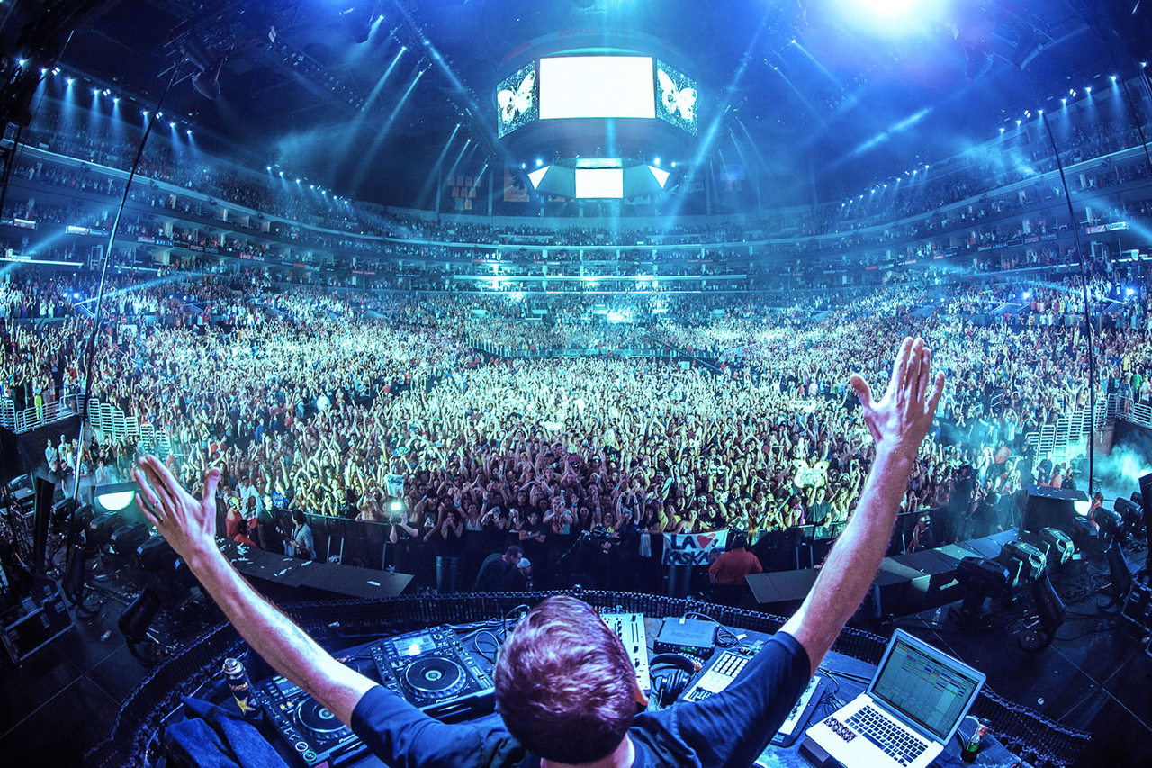 The Tour Life of DJ OVERWERK Through the Lens of the GoPro Mouth Mount