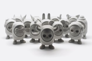 The United Monsters Are a Collection of Quirky Art-Toys