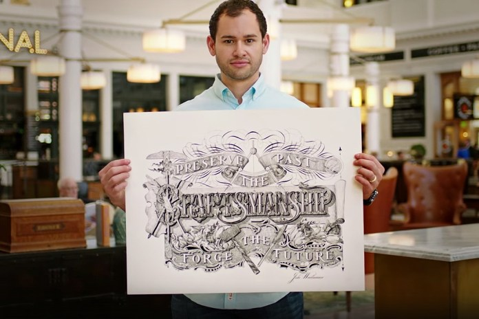 The World's Youngest Master Penman Talks Passion & Commitment