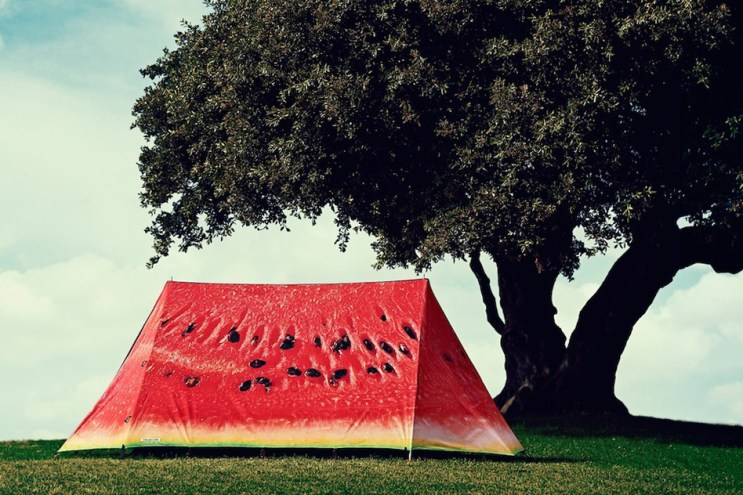 These Tongue-in-Cheek Tent Designs Are Sure to Make You Stand Out