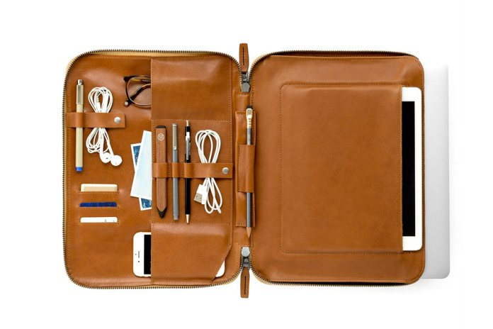 This Is Ground's Mod Laptop 2 Customizable Leather Case