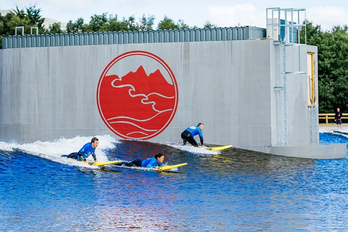 This Welsh Waterpark Has the World's Longest Manmade Surfable Waves