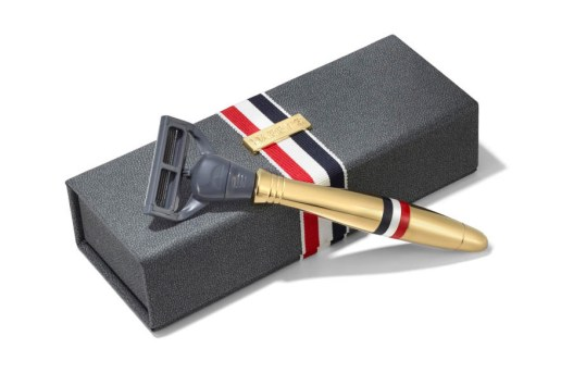 Thom Browne x Harry's Exclusive Razor Sets for Barneys