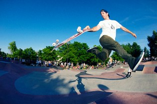 "Lakai & Emerica Wrap ""Stay Flared"" Tour in Des Moines and Denver"
