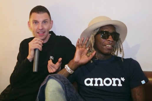 Tim Westwood Interviews Young Thug