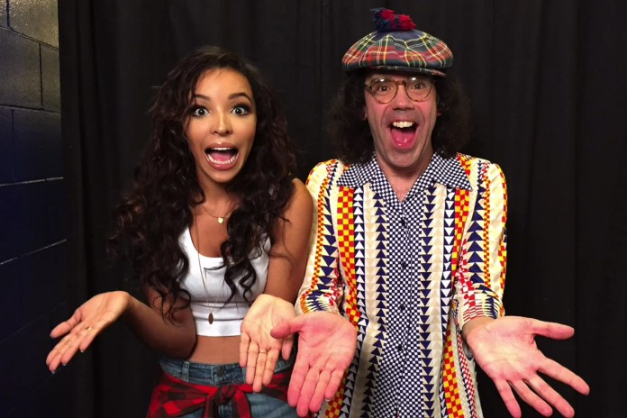 Tinashe Catches up With Nardwuar in Vancouver