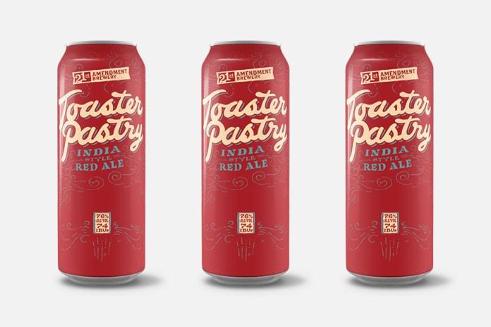 This Beer Tastes Exactly Like Pop-Tarts