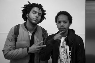 Trash Talk's Photo Journal of Earl Sweatshirt's 2015 Australian Tour