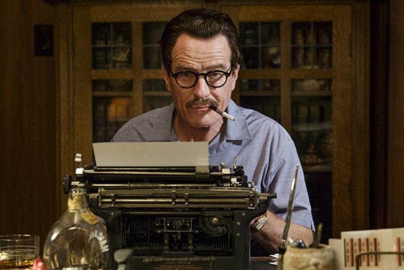 'Trumbo' Official Trailer Starring Bryan Cranston