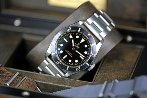 Tudor Heritage Black Bay One Ref. 7923/001