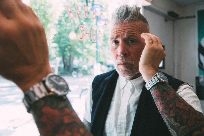 The TUDOR Heritage Ranger With Nick Wooster