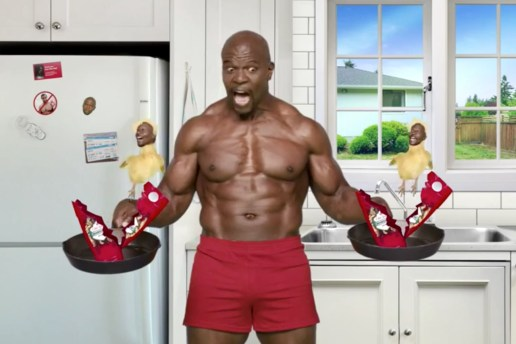 Two Famous Old Spice Spokesmen Battle It out for Latest Commercial
