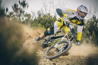 UCI Mountain Bike World Cup Winning Run GoPro Video