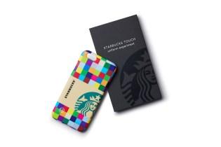 uniform experiment x Starbucks Touch iPhone Case