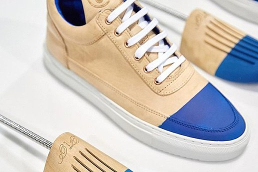UNITED ARROWS & SONS x Filling Pieces Collaboration Teaser