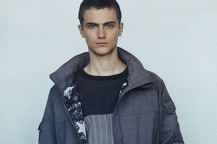 'UOMO' Highlights SOPH. and F.C.R.B. in a New Editorial