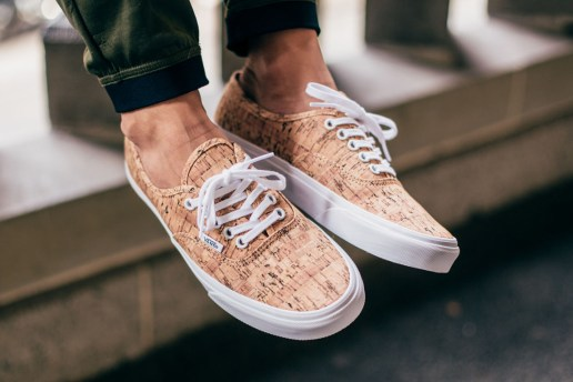 "Vans 2015 Summer Authentic ""Cork"""