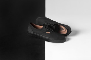 "Vans California Era Decon ""Mono Leather"""