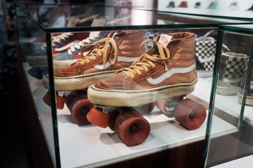 'This is the Sk8-Hi – Style #38' Installation at Sneaker Museum in Cologne