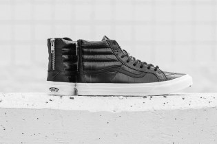 "Vans 2015 Fall ""Croc Leather"" Pack"