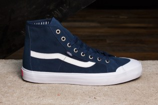 "Vans Surf Black Ball Hi ""Dress Blues"" & ""White"""