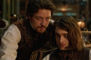 'Victor Frankenstein' Official Trailer Starring Daniel Radcliffe & James McAvoy