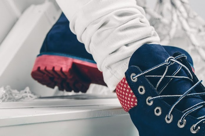 "VILLA x Timberland 6"" Boot ""Old Glory"" Teaser"