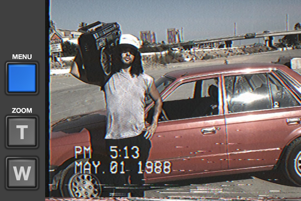 VHS Camcorder App Adds Vintage Touch to Mobile Video