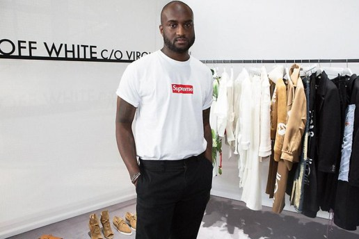 Virgil Abloh Talks Graphic T-Shirts, Supreme, and the Changing Face of Streetwear