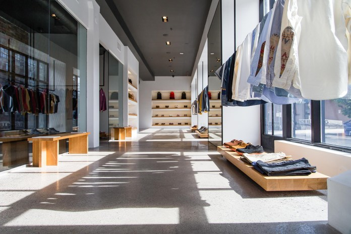 visvim 2016 Spring/Summer Trunk Show Recap at HAVEN Toronto