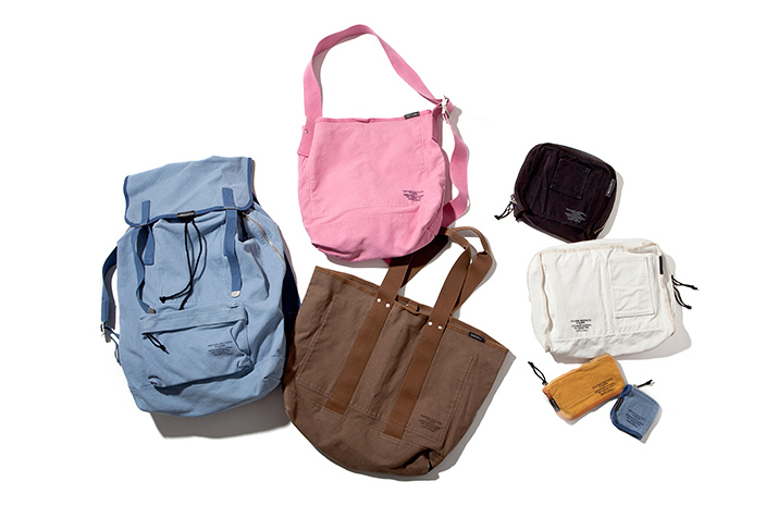 WACKO MARIA × B JIRUSHI YOSHIDA × Porter 2015 Fall Luggage Collection