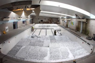 Watch a Swimming Pool Turn Into a Skate Park in This Two Minute Time-Lapse