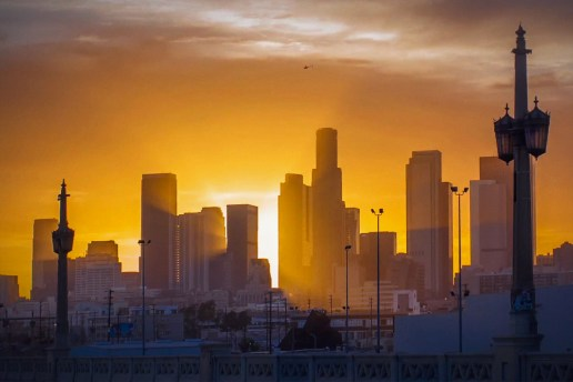 Watch Los Angeles Go From Day to Night in This Hyperlapse
