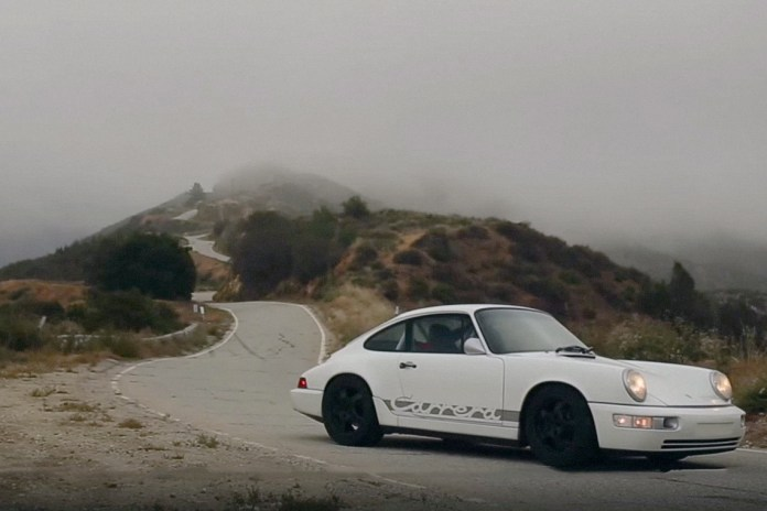 "Watch This Porsche 911 Hot Rod ""Growl"" Through the Misty Californian Canyons"