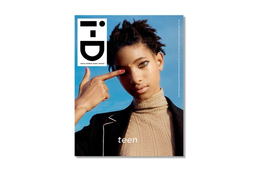 Willow Smith Is the Face of 'i-D' Magazine's Coming of Age Issue