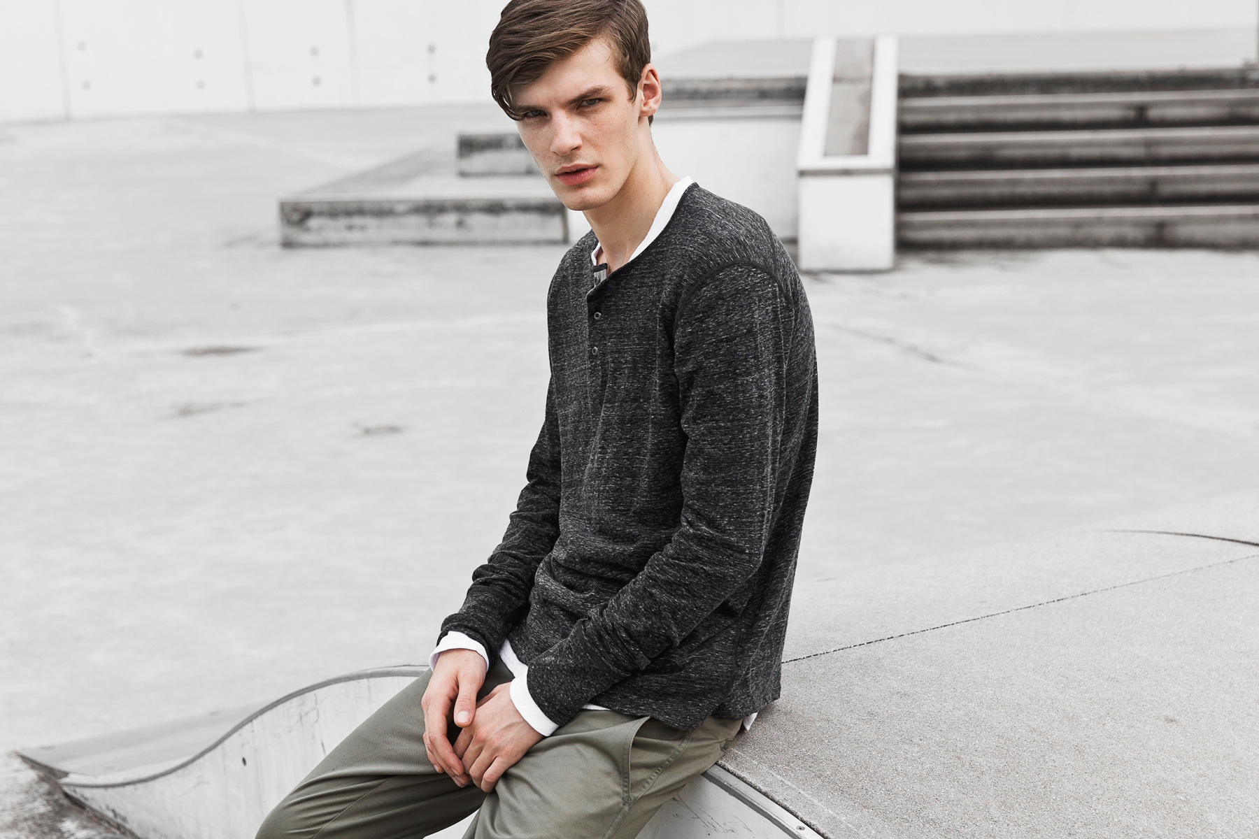 wings+horns 2015 Fall/Winter Collection
