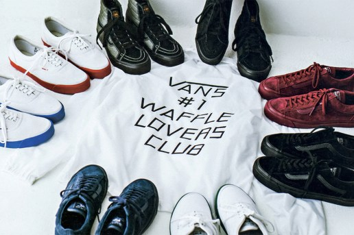 WTAPS x Vans 2015 Fall/Winter Preview