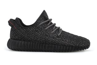 """UPDATE: We Have Two Pairs of adidas Originals Yeezy Boost 350 """"Black"""" to Give Away"""