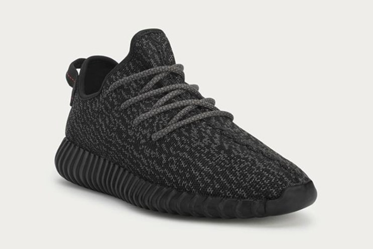 "Yeezy Boost 350 ""Black"" Officially Announced by adidas Originals"