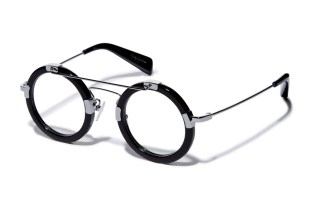 "Yohji Yamamoto Optical 2015 Summer ""Deconstructed & Reconstructed"" Collection"