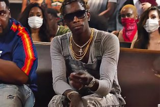 """Young Thug Featuring Gucci Mane """"Again"""" Music Video"""